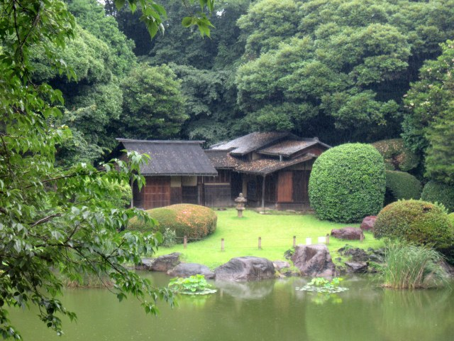 Japanese Homestead