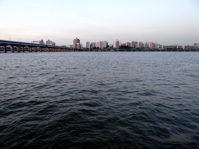 Seoul and the Han River